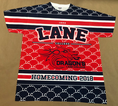 Lane College 2018 Homecoming Shirt