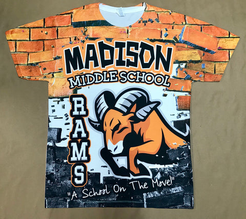 Madison Middle School Shirt