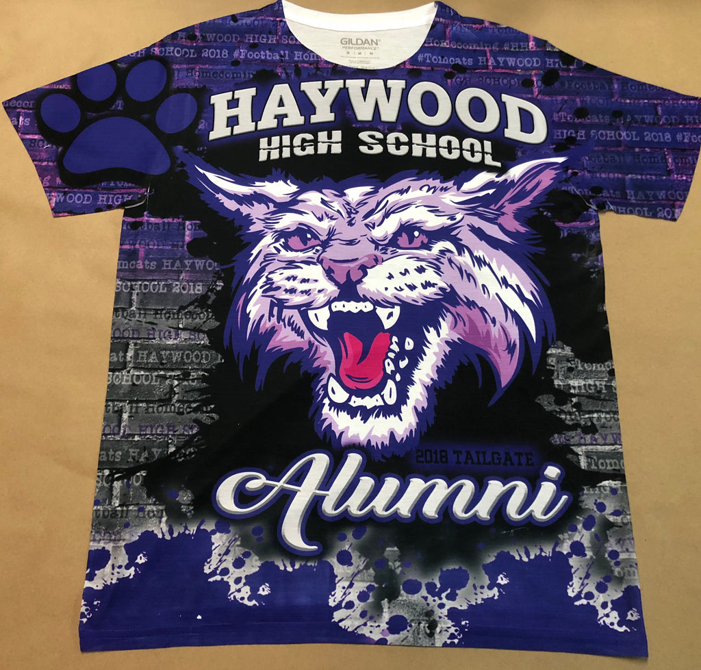 Haywood High School Alumni Shirt