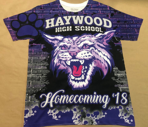 Haywood High School Homecoming 2018 Shirt