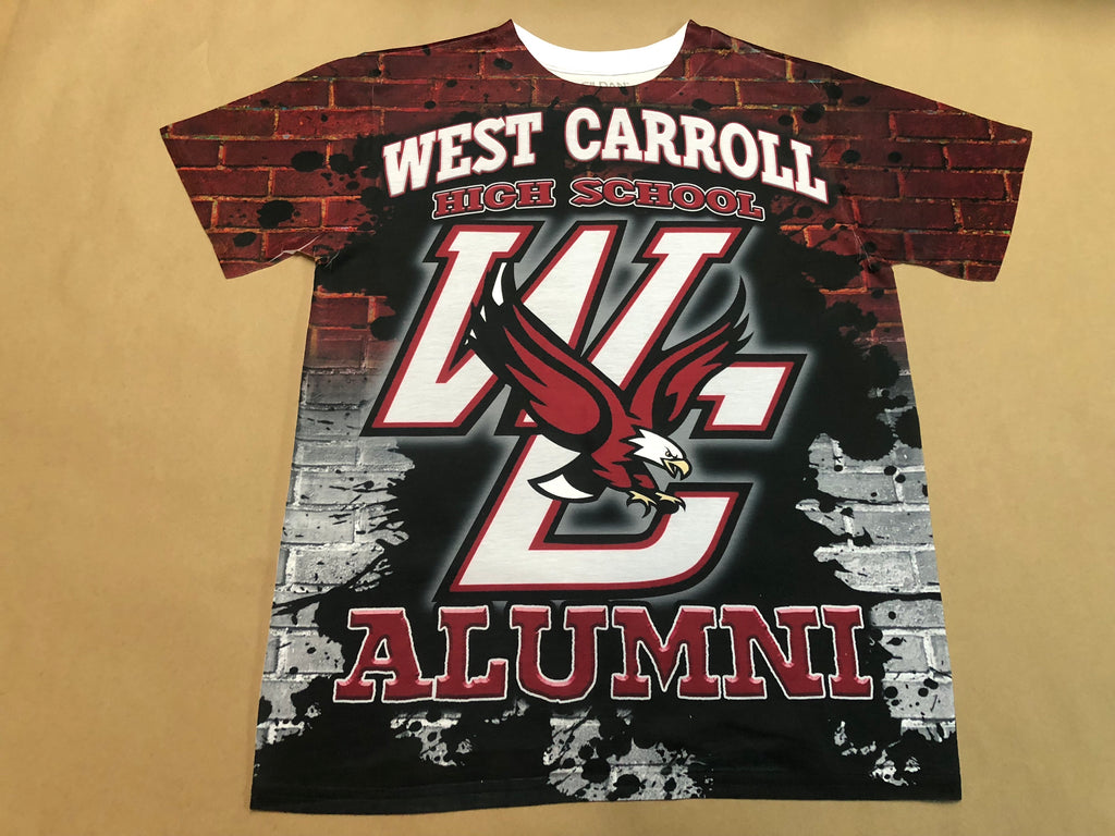 West Carroll High School Alumni Shirt