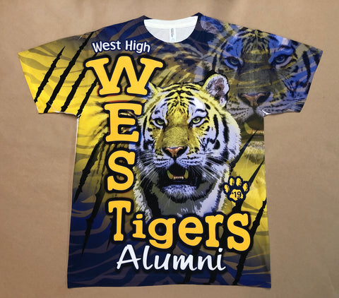 West High Alumni 2019 Shirt