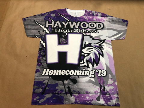 Haywood High School Homecoming 2019 Shirt