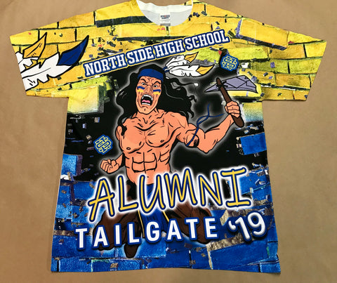 NorthSide High School 2019 Tailgate Shirt