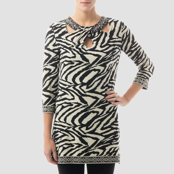 Joseph Ribkoff Tunic - Nica's Clothing & Accessories - 1