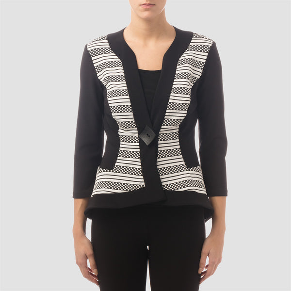 Joseph Ribkoff Jacket - Nica's Clothing & Accessories - 1