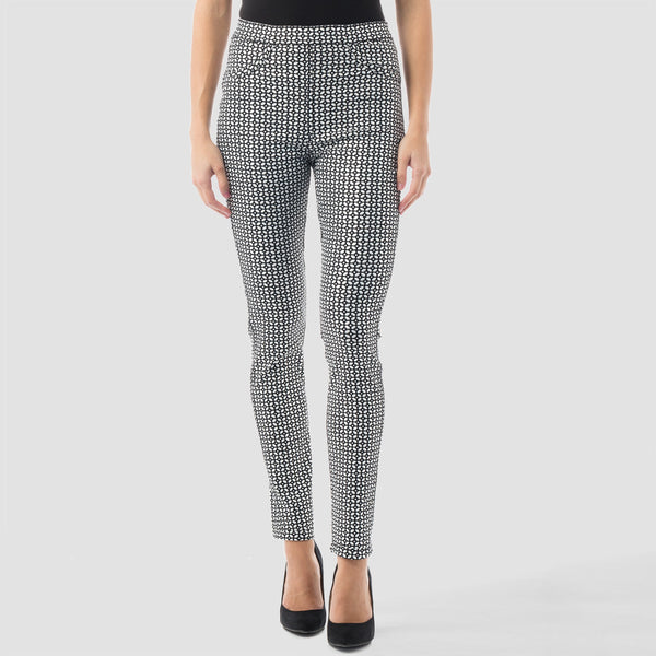 Joseph Ribkoff Reversible Pant - Nica's Clothing & Accessories - 1