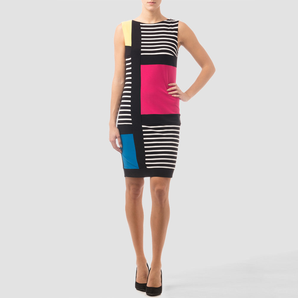 Joseph Ribkoff Dress - Nica's Clothing & Accessories - 1