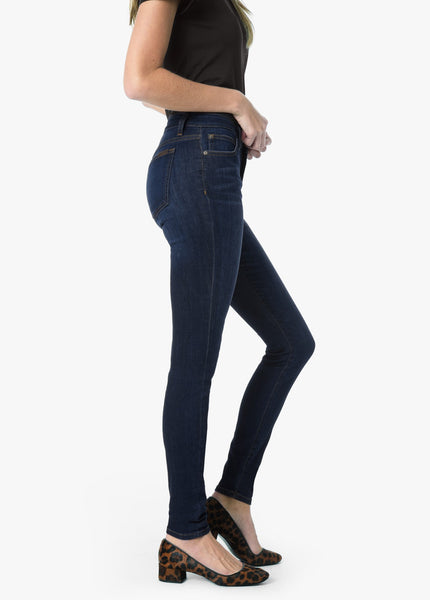 THE ICON - MID RISE SKINNY
