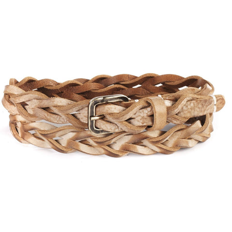 MACARIO BRAIDED BELT