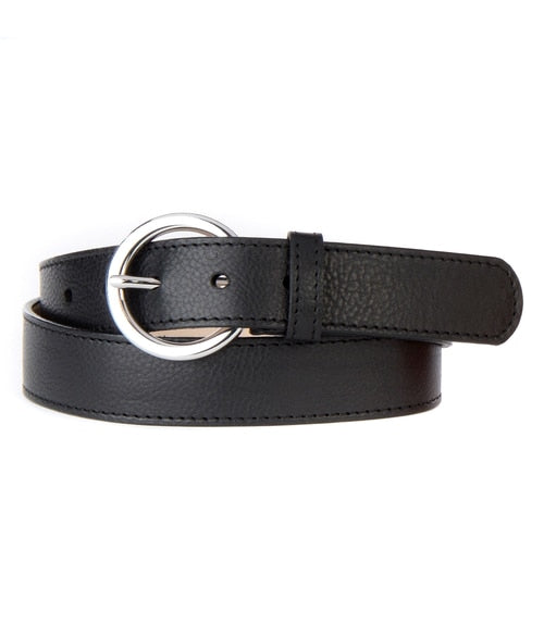 ZALTANA LEATHER BELT