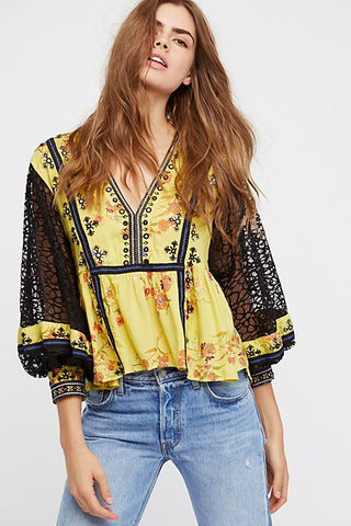 BOOGIE ALL NIGHT BLOUSE