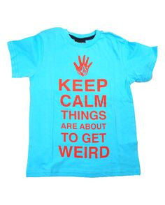 Volcom About To Get Weird Tee - Nica's Clothing & Accessories