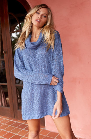 FADING LIGHT KNIT DRESS