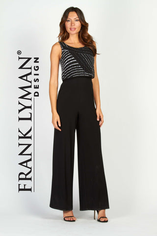 Frank Lyman Jumpsuit - Nica's Clothing & Accessories