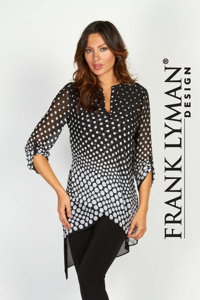 Frank Lyman Tunic - Nica's Clothing & Accessories - 2
