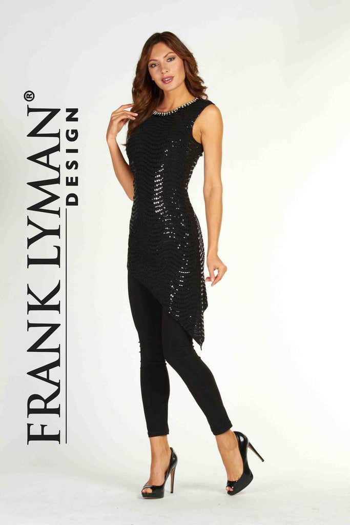 FRANK LYMAN Tunic 63435 - Nica's Clothing & Accessories