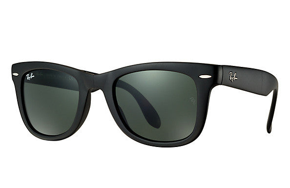 RAY-BAN WAYFARER FOLDING CLASSIC - Nica's Clothing & Accessories - 1