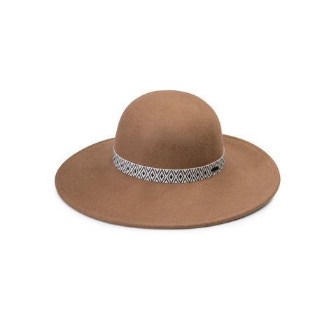 Volcom Free N Wild Fedora - Nica's Clothing & Accessories