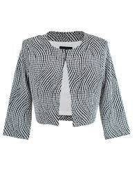Frank Lyman Bolero Jacket - Nica's Clothing & Accessories - 1