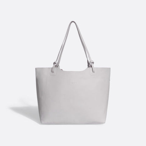 HEATHER TOTE - CLOUD