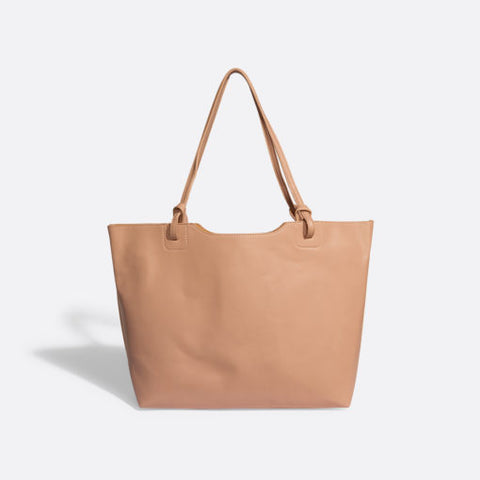 HEATHER TOTE - APRICOT