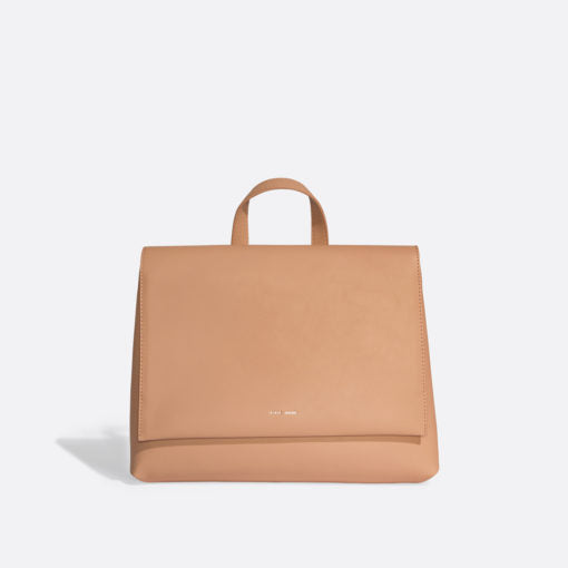 JANICE BACKPACK SMALL - APRICOT