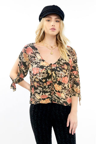 CARTER BLOUSE