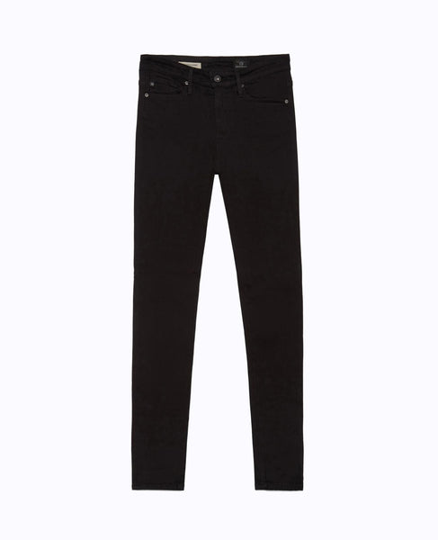 THE FARRAH SKINNY SUPER BLACK