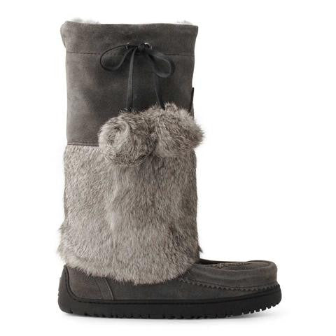 SNOWY OWL MUKLUK - Nica's Clothing & Accessories - 2