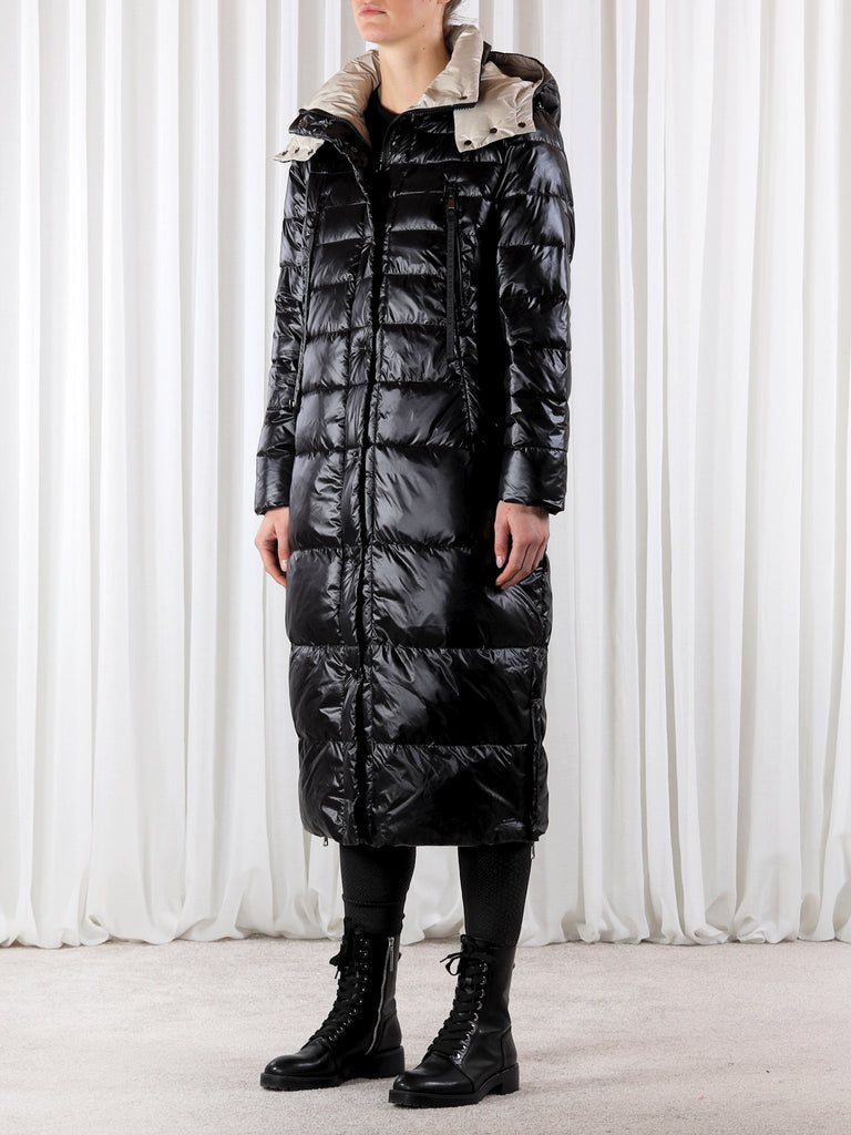 DAVLIN LONG PADDED COAT