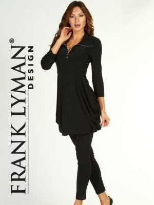 FRANK LYMAN Tunic 63067 - Nica's Clothing & Accessories