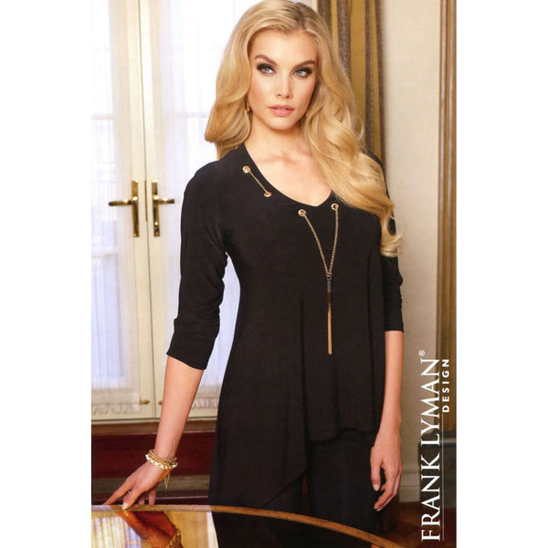 FRANK LYMAN Top 63042 - Nica's Clothing & Accessories - 2
