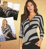 FRANK LYMAN Top 63272 - Nica's Clothing & Accessories - 3