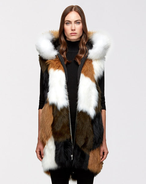 MARSH PARKA WITH REMOVABLE FUR LINING