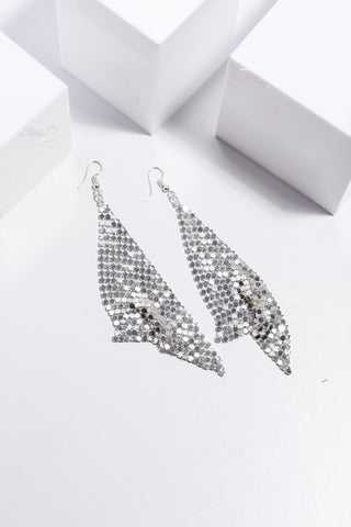 Holiday Tyra Earrings Silver