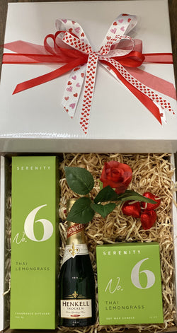 Serenity Thai Lemongrass Gift Box