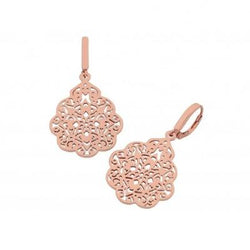 Liberte Nell Earring Rose Gold - Total Woman Total Home