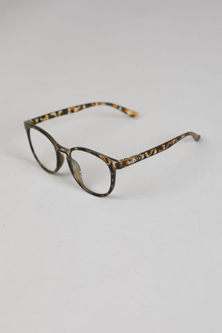 The Shanty Porter Reading Glasses Brown Animal