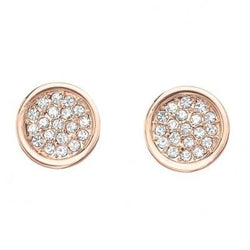 Liberte Tresor Earrings Rose Gold - Total Woman Total Home