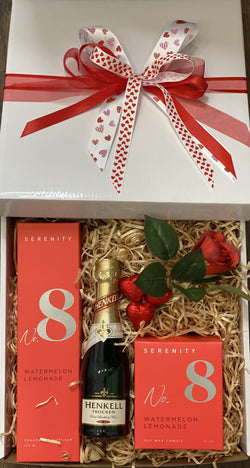 Serenity Watermelon Lemonade Gift Box