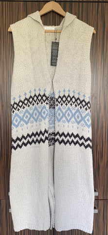 Brave + True Ranch Knitted Vest - Total Woman Total Home