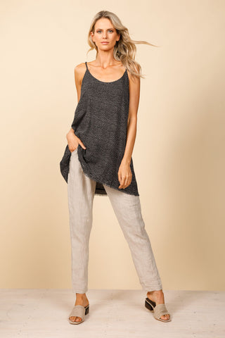 Holiday Miranda Singlet Spice Road - Total Woman Total Home