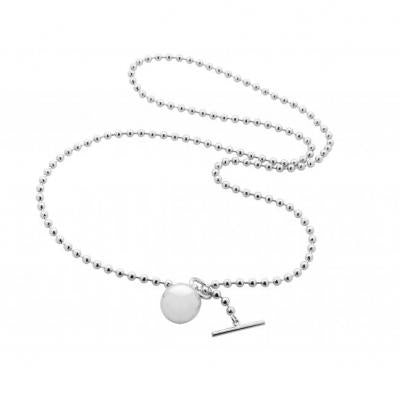 Liberte Chelsea Necklace Silver - Total Woman Total Home
