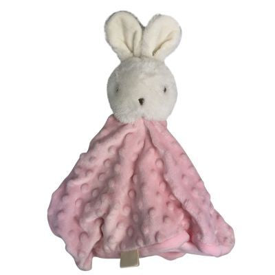 Baby Fluffy Bunny Comforter Pink - Total Woman Total Home
