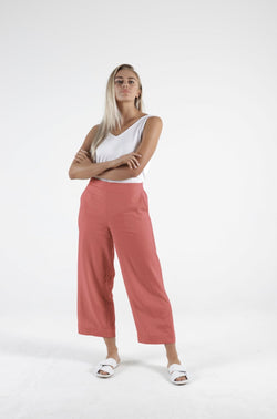 Betty Basics Parker Pant Berry