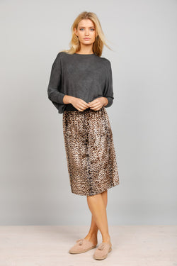 Brave + True Childer Skirt Animal - Total Woman Total Home