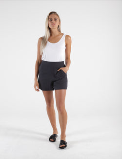 Betty Basics Peyton Shorts Indi Grey
