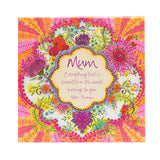 Intrinsic Notebox Mum Blooms - Total Woman Total Home