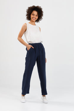 Brave + True Adrift Pants Navy